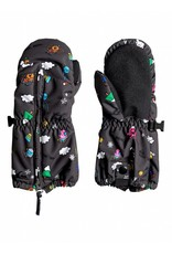 Quiksilver Mr Men Kids Mitt Black