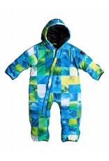 Quiksilver Baby Suit Blue Sulphur