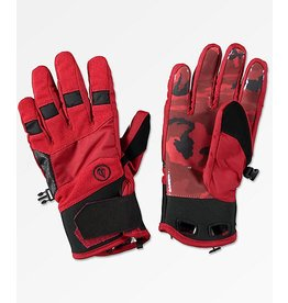 Volcom Crail Glove Red
