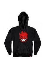Spitfire Bighead Fill Y Hood Black/Red