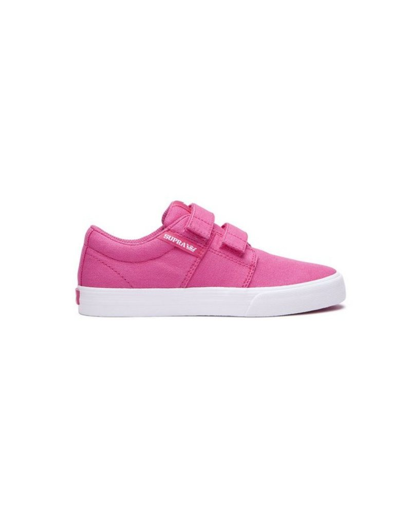 Supra Stacks II Pink Velcro