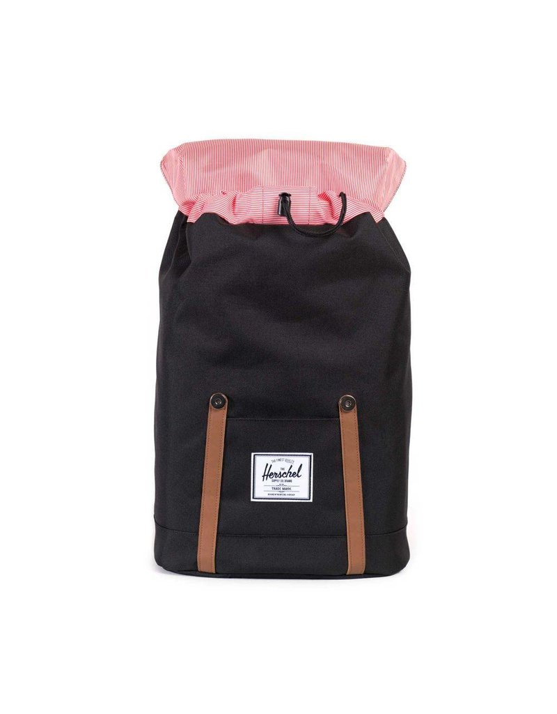 Herschel Retreat Black/Tan