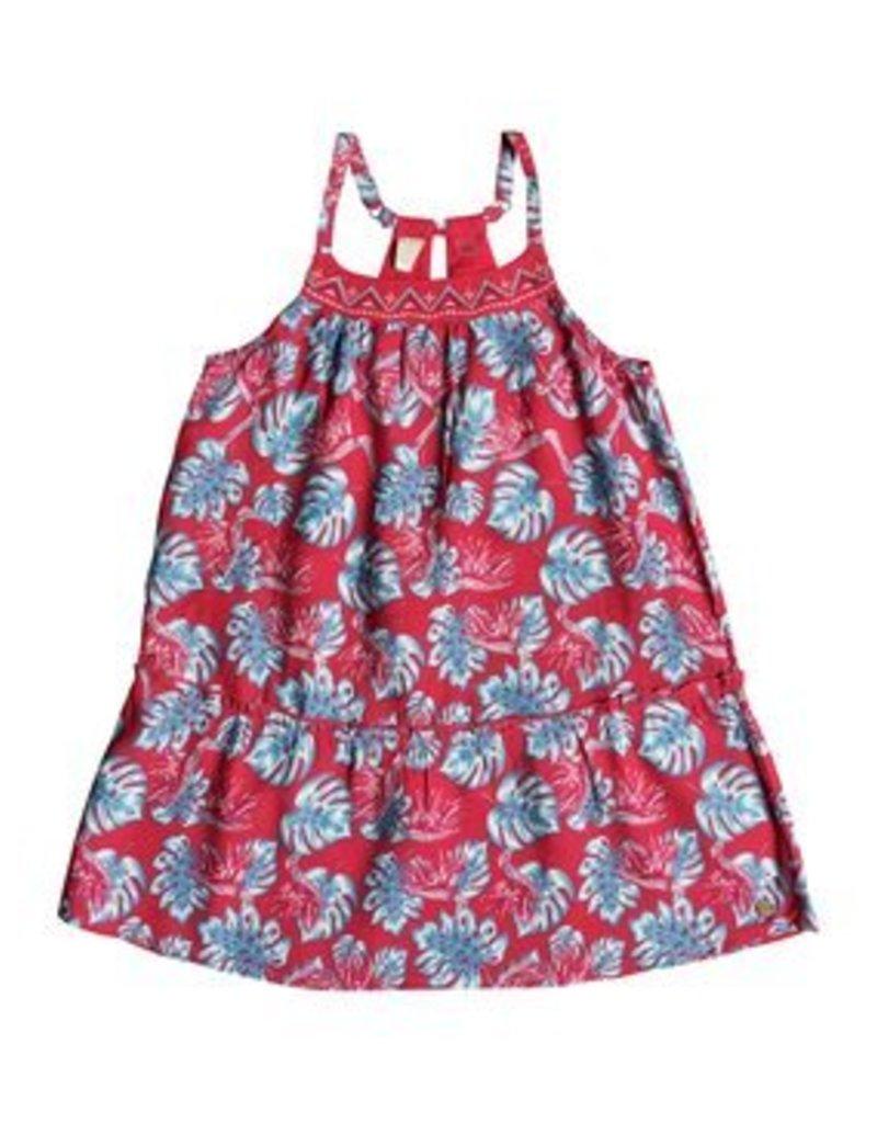 Roxy Boomerang Dress Rouge