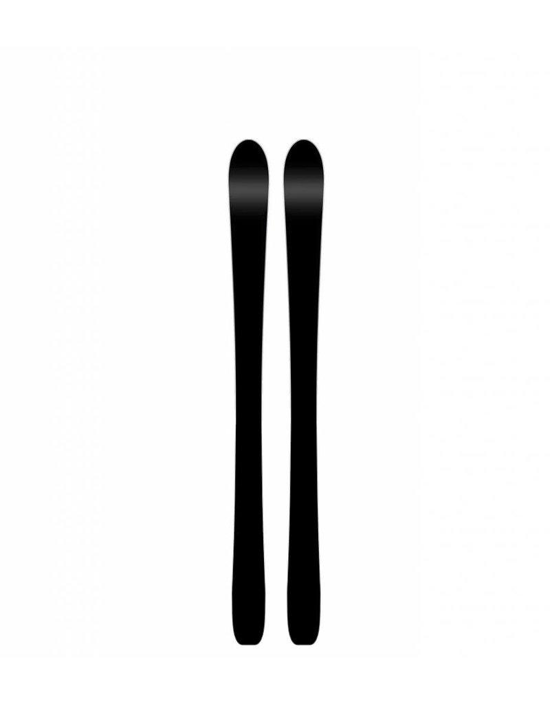 K2 Indy w/ Marker FDT 4.5 Kids Skis