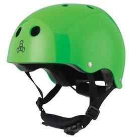TRIPLE 8 Triple 8 Lil 8 Neon Green XS