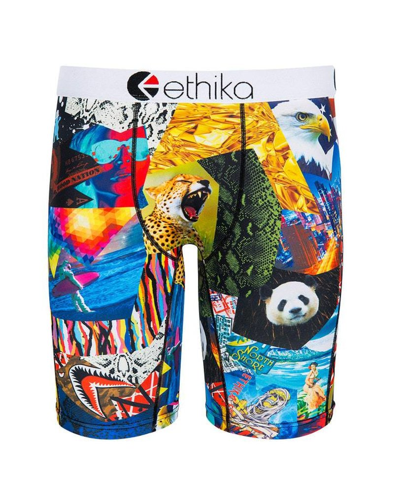 ETHIKA Ethika Mens What The Ethika 2