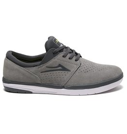Lakai Fremont Grey/Charcoal Suede