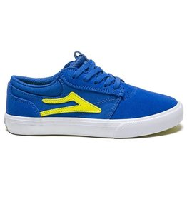 Lakai Griffin Kids Blue/Yellow Suede