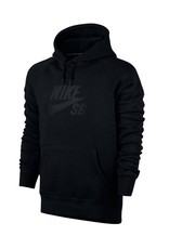 NikeSB Icon Hood Black/Black