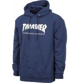 Thrasher Skate Mag Hood Navy