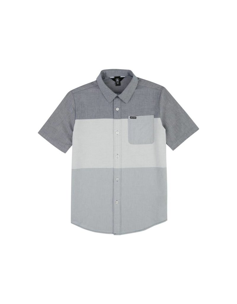 Volcom Crestone Deep Blue Kids Shirt
