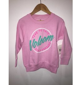 Volcom Stone Sealed Crew Pink