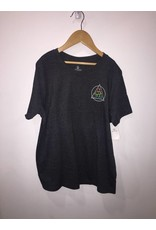 Volcom Stoneternally T Dark Grey Heather