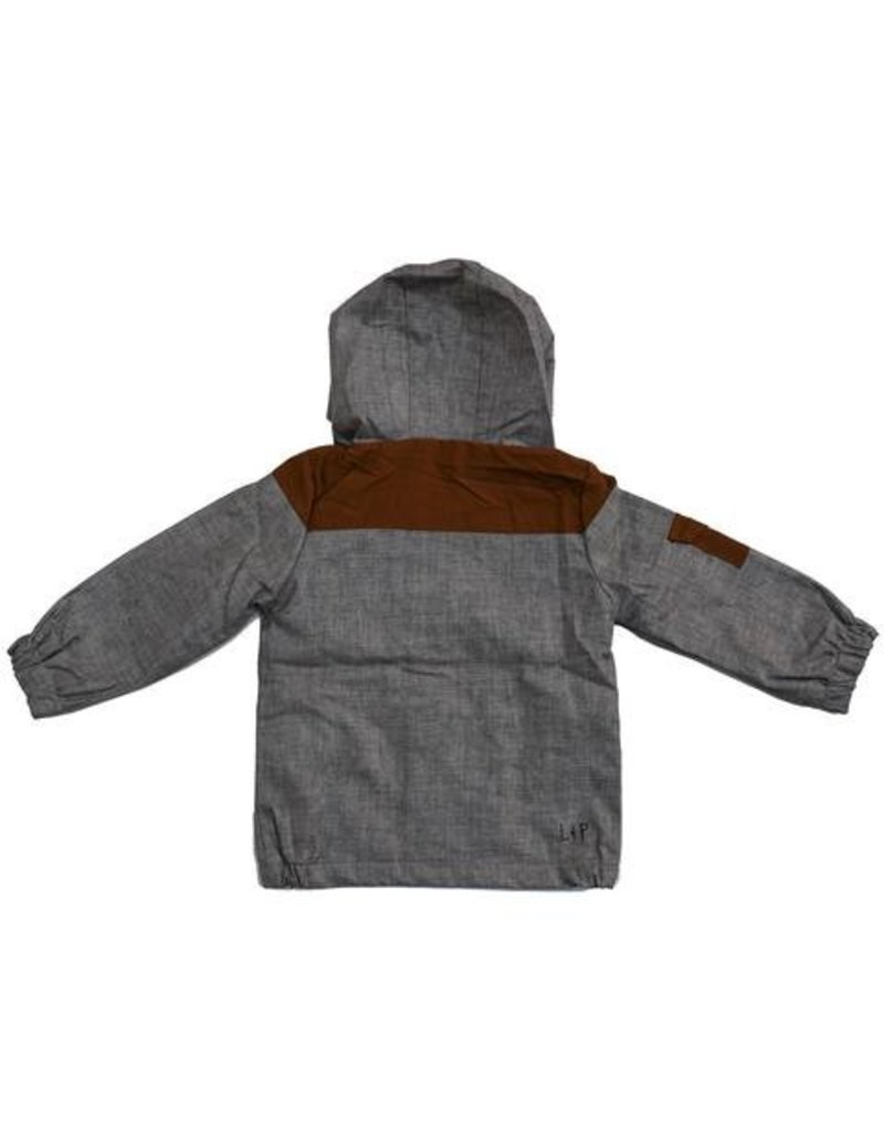 L&P L&P Outerwear Kids Jacket Caramel