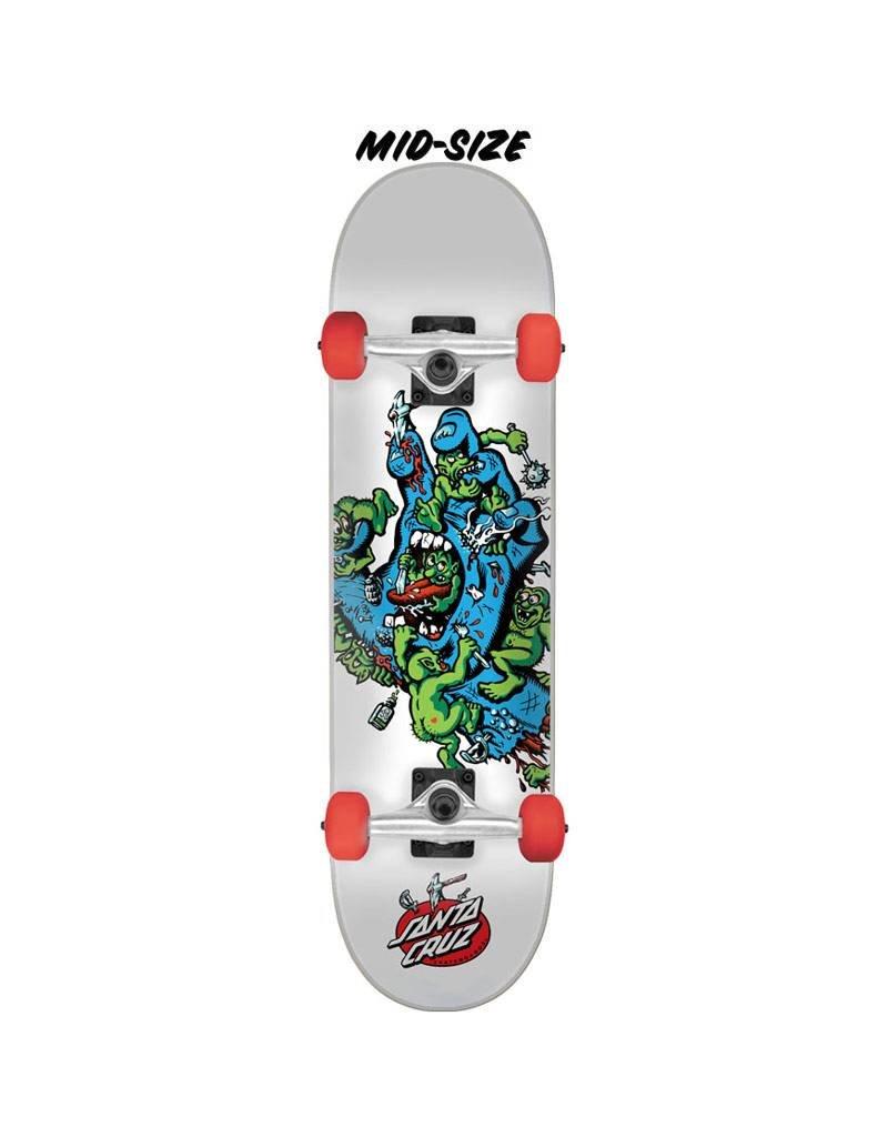 """Santa Cruz Gremlin Patrol 7.25"""" Complete Skateboard"""