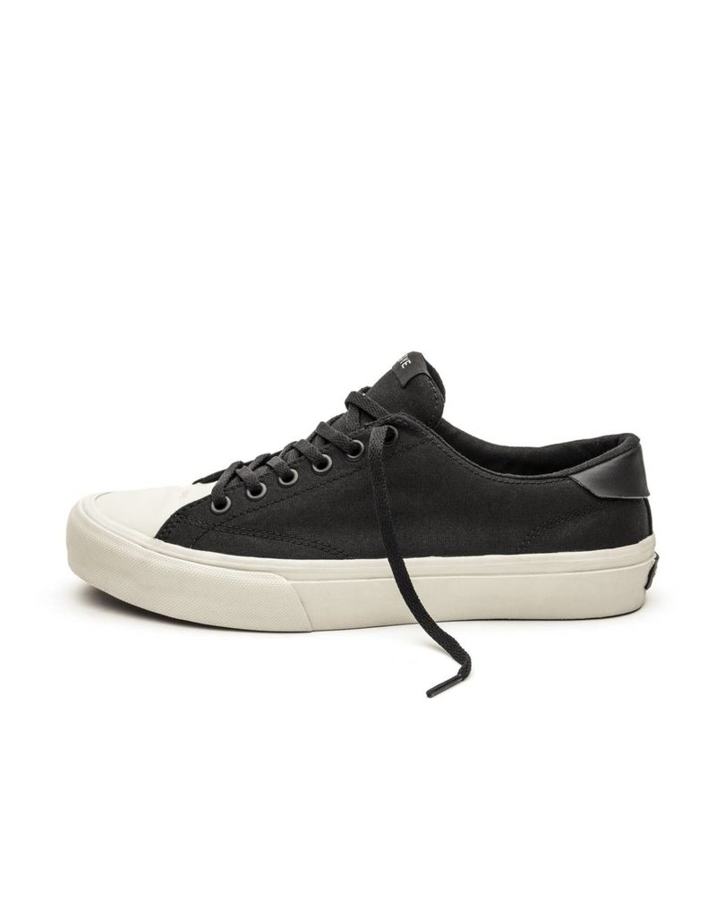 STRAYE Straye Stanley Black Bone Skateboard Shoes