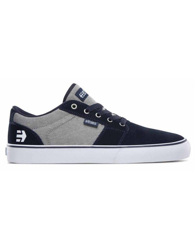 Etnies Barge Navy/Grey Skateboard Shoe