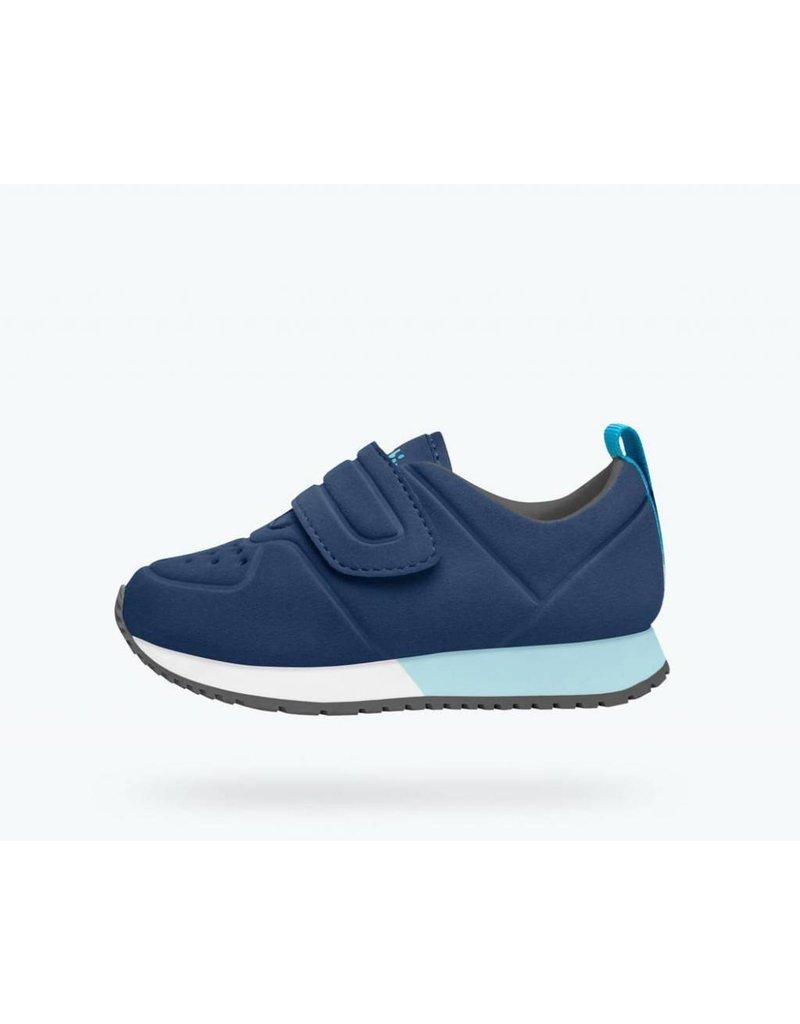 NATIVE Native Cornell Jr - Blue - Kids Shoes