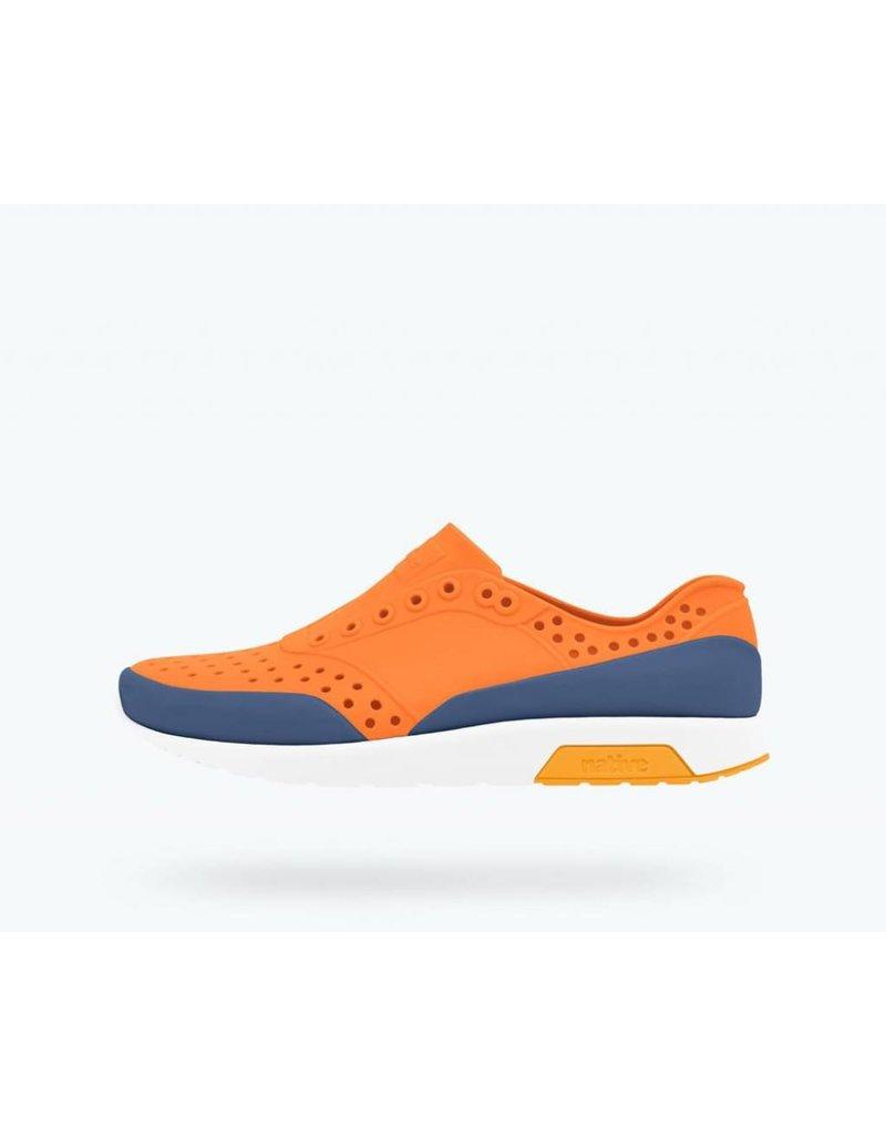 NATIVE Native Lennox Block Child -  Sunset Orange - Toddler Shoes