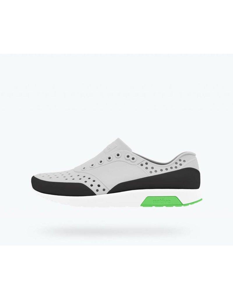 NATIVE Native Lennox Block Jr -  Pigeon Grey - Toddler Shoes