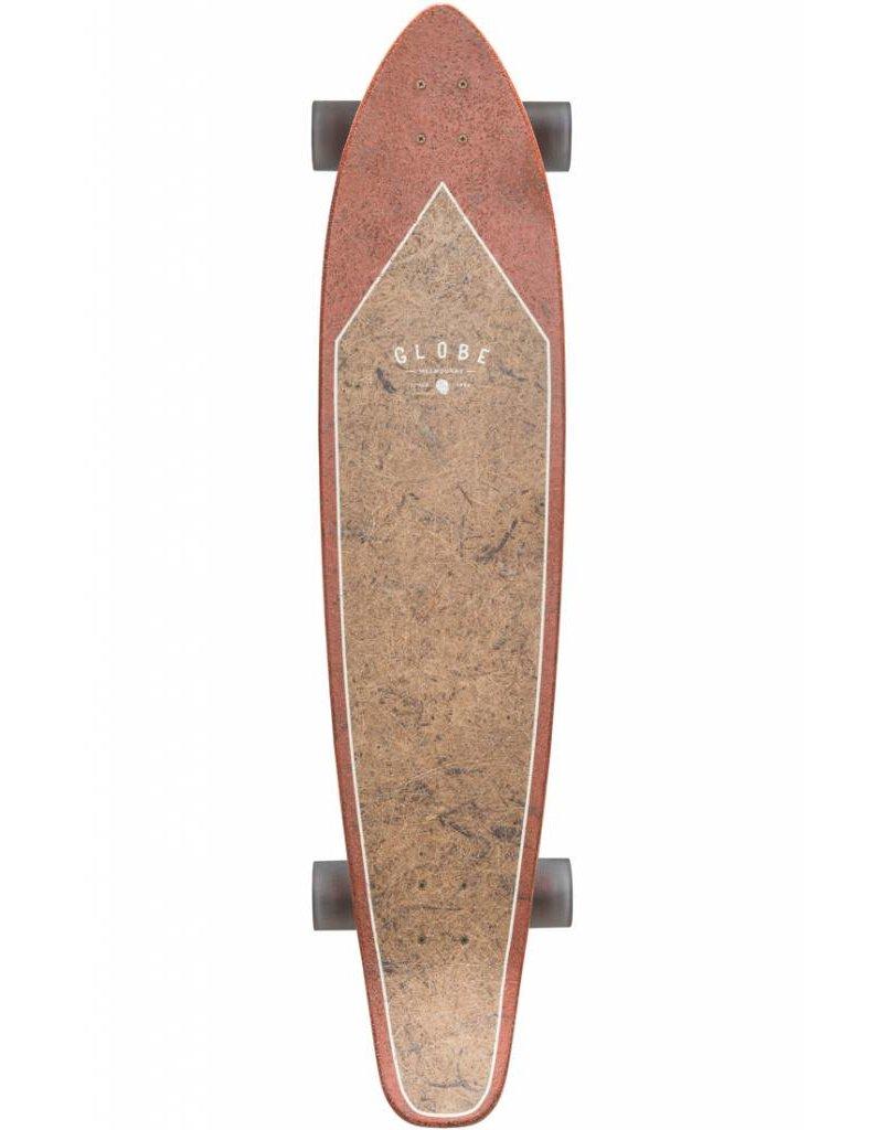 """Globe Byron Bay 43"""" Coconut/Rust"""