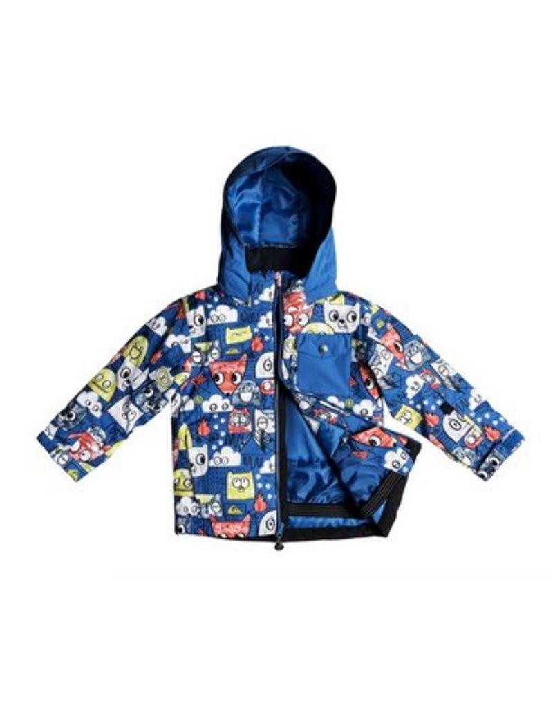 QUIKSILVER Quiksilver Little Mission Jacket Blue