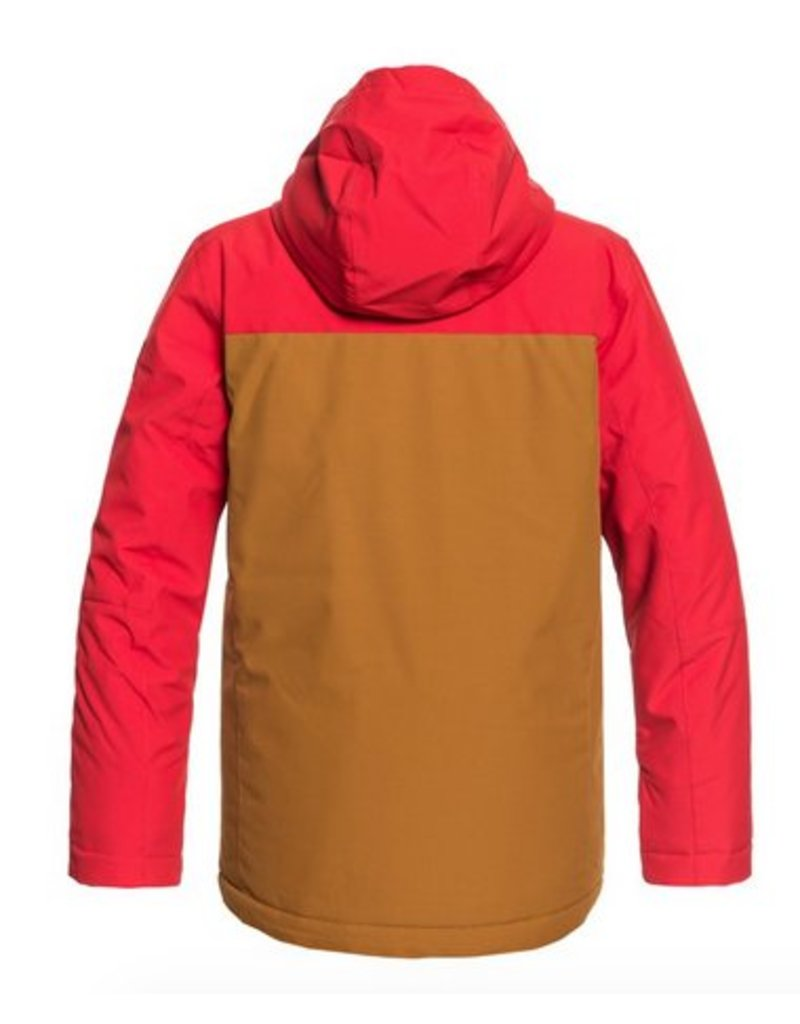 QUIKSILVER Quiksilver Mission Jacket Golden