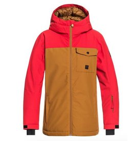 QUIKSILVER Quiksilver Mission Jacket Golden