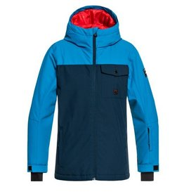 QUIKSILVER Quiksilver Mission Jacket Blues