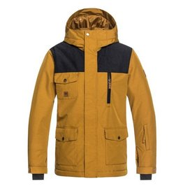 QUIKSILVER Quiksilver Raft Jacket Golden
