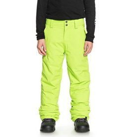 QUIKSILVER Quiksilver Estate Snow Pant Lime