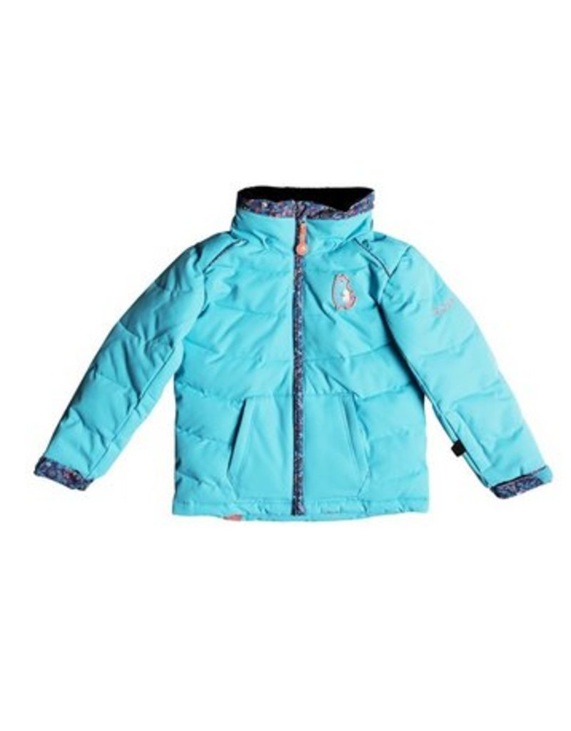 ROXY Roxy Anna Kids Snow Jacket Blue
