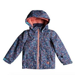 ROXY Roxy Mini Jetty Snow Jacket Blue