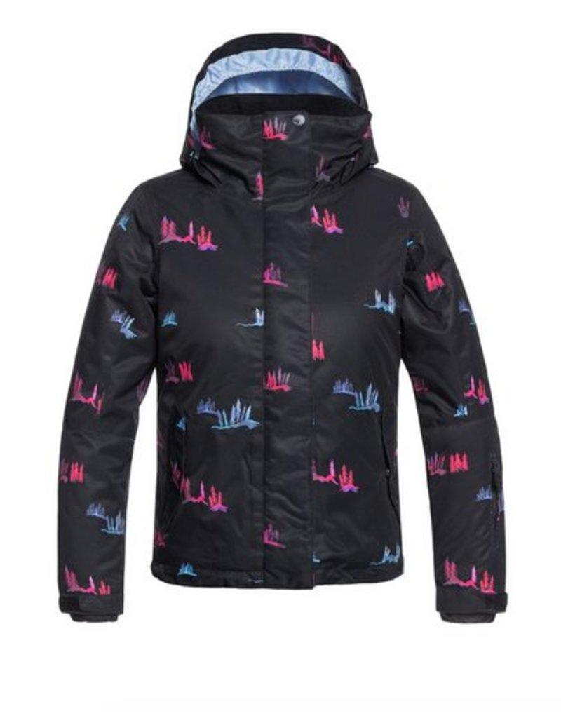 ROXY Roxy Jetty Girls Snow Jacket Black