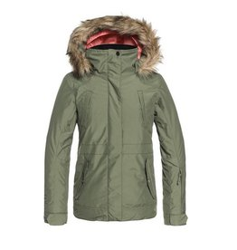 ROXY Roxy Tribe Snow Jacket Four Leaf Clover