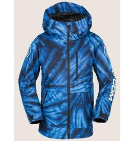 VOLCOM Volcom Holbeck Snow Jacket Tie Dye