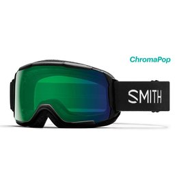 SMITH Smith Grom Jr. Black w/ Green Mirror