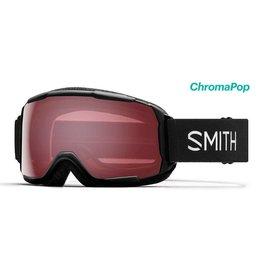 SMITH Smith Grom Jr. Goggle Black w/ Rose