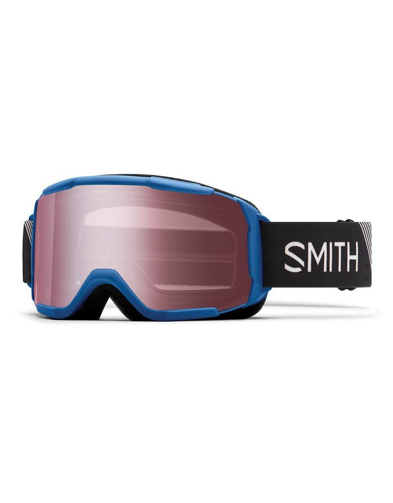 SMITH Smith Daredevil Jr. Snow Goggle Blue w/ Ignitor Mirror Lens