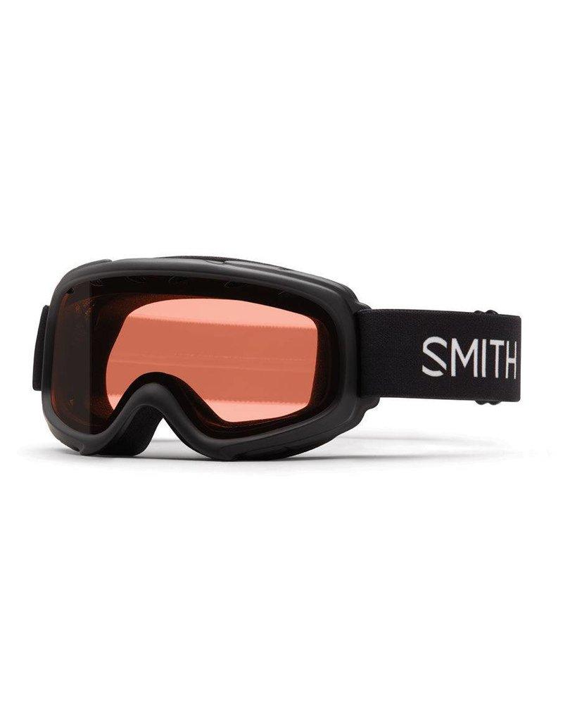 SMITH Smith Gambler Jr. Snow Goggle Black