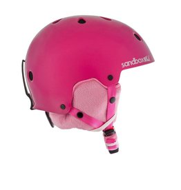 SANDBOX Sandbox Legend Ace Helmet Hot Pink