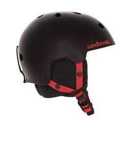 SANDBOX Sandbox Legend Ace Helmet Black