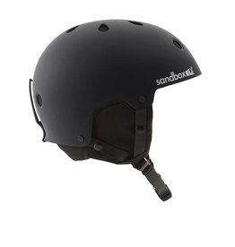 SANDBOX Sandbox Legend Helmet Black