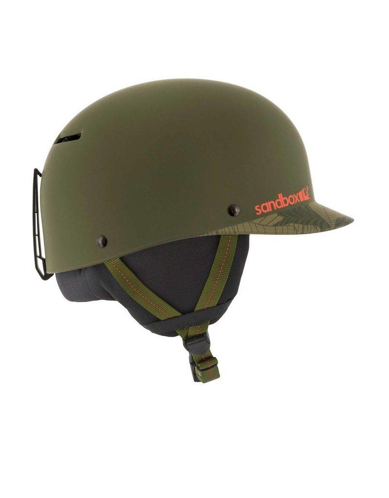 SANDBOX Sandbox Classic 2.0  Snow Helmet Jungle Camo