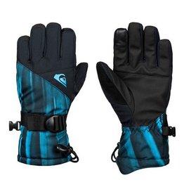 QUIKSILVER Quiksilver Mission Glove Daphen Blue Stellar