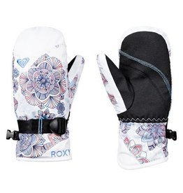 ROXY Roxy Jetty Mitt Bright White