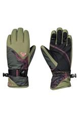 ROXY Roxy Jetty Glove True Black Swell Flowers