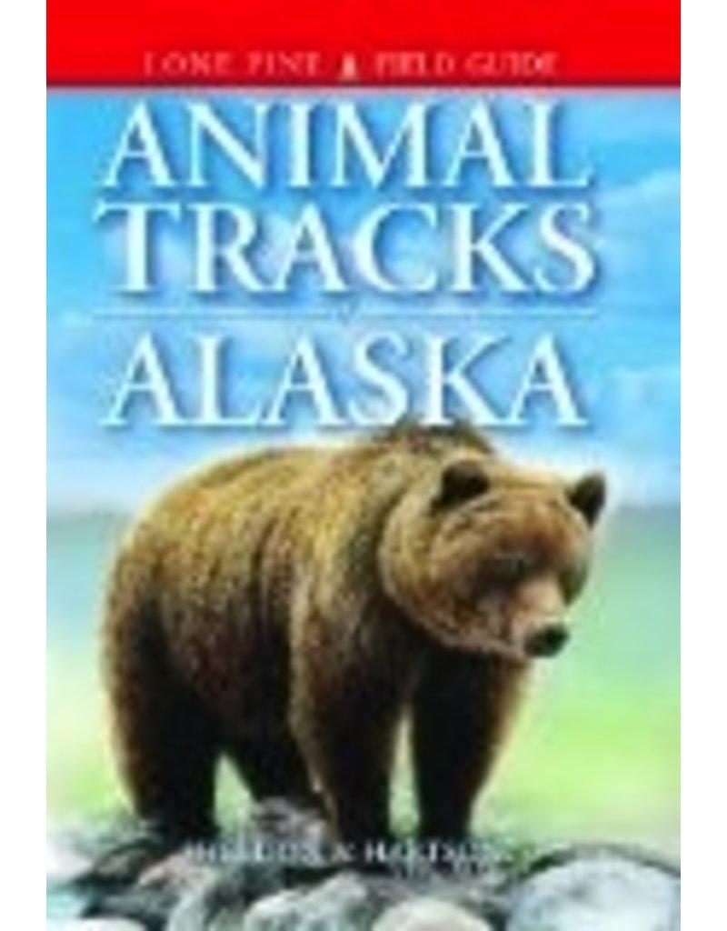 Animal Tracks of Alaska - Sheldon, Ian & Hartson, Tamara