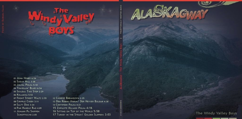 CD ALASKAGWAY<br />