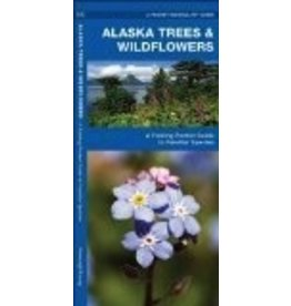 Alaska Trees & Wildflowers,fld gd., - Pckt Natrlst